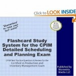 Flashcard Study System for Detailed Scheduling and Planning