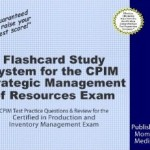 Flashcard Study System for Strategic Management of Resources