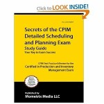 CPIM Detailed Scheduling and Planning Exam